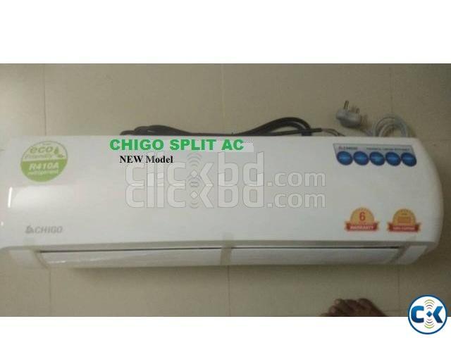Energy Saving CHIGO 2 Ton Split ir conditioner AC | ClickBD large image 1