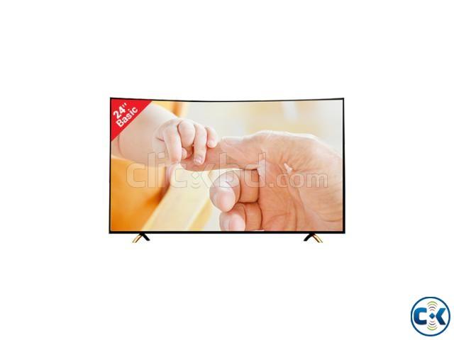 LED TV Monitor USB HDMI Full HD 24 Inch Flat Display | ClickBD large image 0