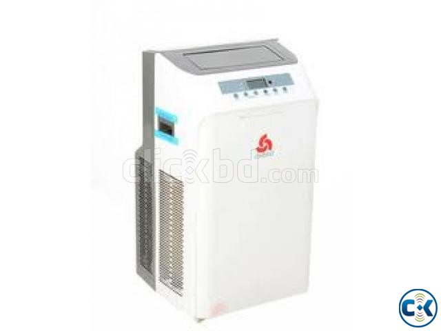 Chigo Portable 1.5 Ton Mobile Air Conditioner | ClickBD large image 0