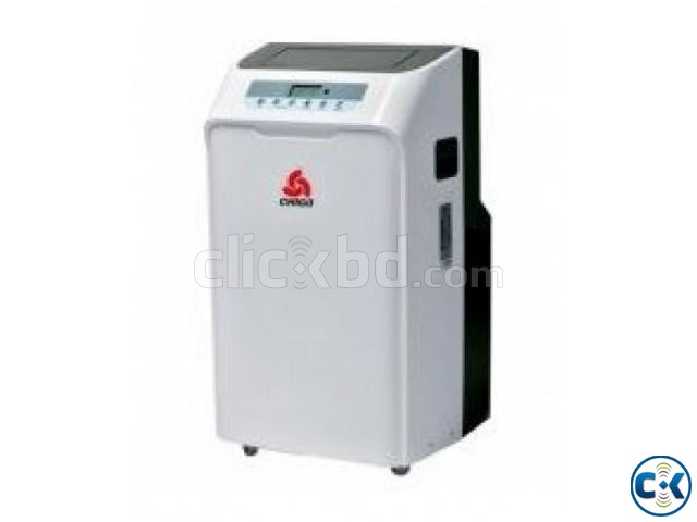Chigo Portable 1.5 Ton Mobile Air Conditioner | ClickBD large image 1