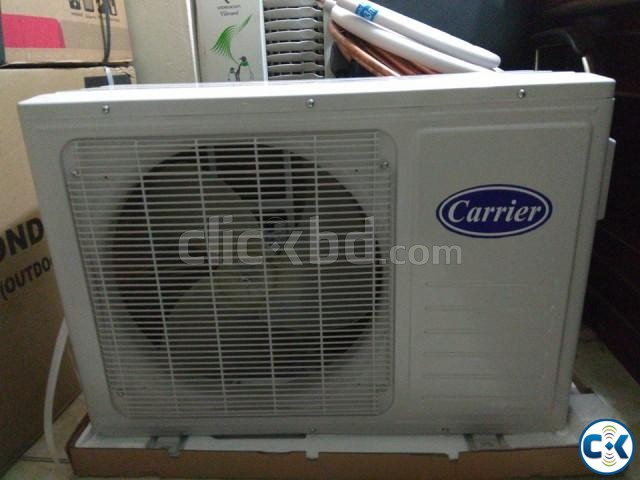 Carrier 2.0 Ton Rotary Compressor AC | ClickBD large image 2