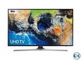 Samsung MU6100 50 Series 6 Flat 4K UHD Smart LED TV