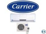 Carrier 2 Ton Brand New Split Type AC 100% Original