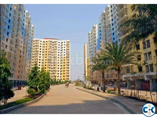 Lakecity Flat for Sale | ClickBD large image 0