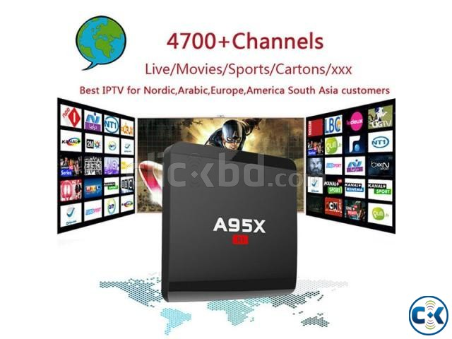 A95X R1 Smart Android 7 1 2 TV Box RK3229 | ClickBD