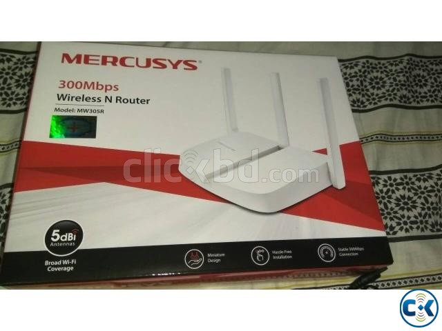 Brand New Mercusys router | ClickBD large image 2