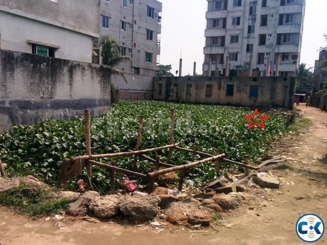 3.65 Katha Land For Sale In Solmaid Badda | ClickBD large image 0