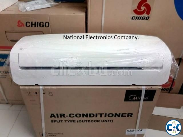 Midea1.5 Ton New Model MS11D-18CR AC Air Conditioner | ClickBD large image 0