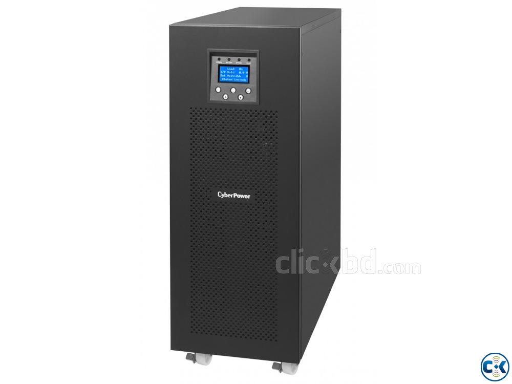 CyberPower Double Conversion Long Backup Online UPS- 3000VA | ClickBD large image 2