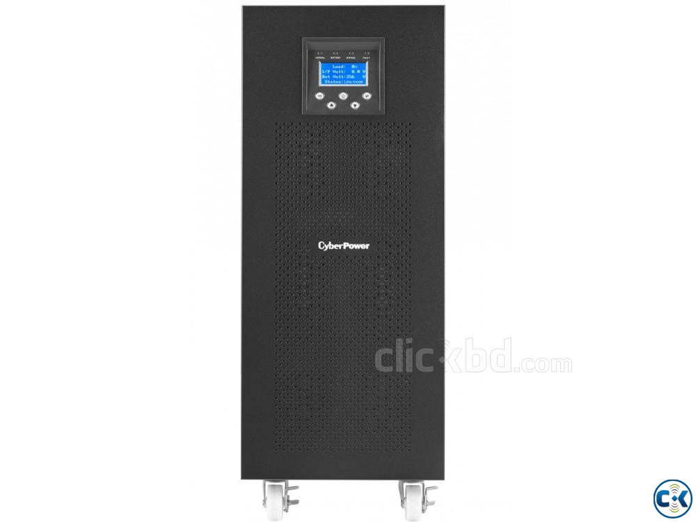 CyberPower Double Conversion Long Backup Online UPS- 3000VA | ClickBD large image 3