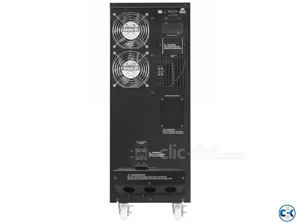 CyberPower Double Conversion Long Backup Online UPS- 3000VA | ClickBD large image 4
