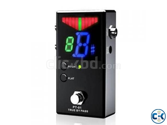 FZONE PT-01 TUNER PEDAL. CALL 01953946807. NEGOTIABLE. | ClickBD large image 0