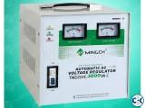 AC Voltage stabilizer 3000VA