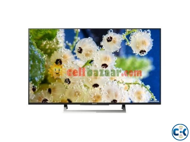 SONY BRAVIA 55 X8000E 4K ANDROID HDR 4K TV | ClickBD large image 0