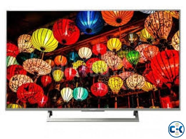 SONY BRAVIA 55 X8000E 4K ANDROID HDR 4K TV | ClickBD large image 1