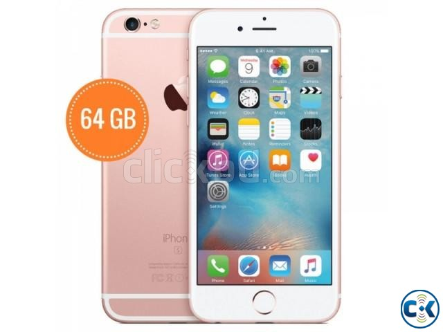 i phone 6s plus 64GB | ClickBD large image 0
