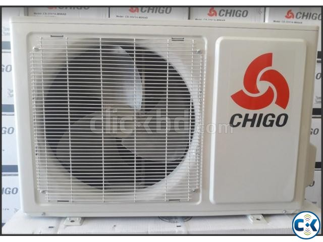 CHIGO AC 1.0 TON Air Conditioner AC with warrenty | ClickBD large image 0