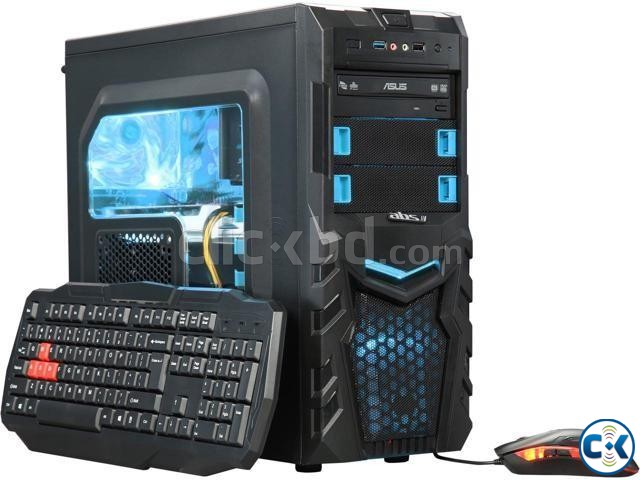 Desktop Core i5 8GB RAM 500GB HDD 1.5GB Shared Graphics | ClickBD large image 0