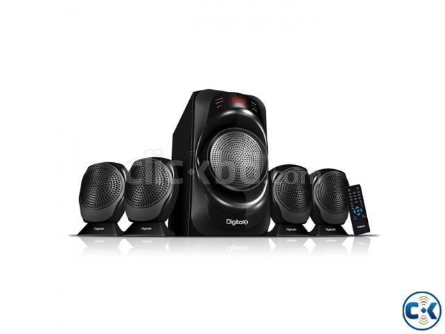 DIGITAL X X-F555BT 4.1 Surround Sound System Speakers | ClickBD large image 0
