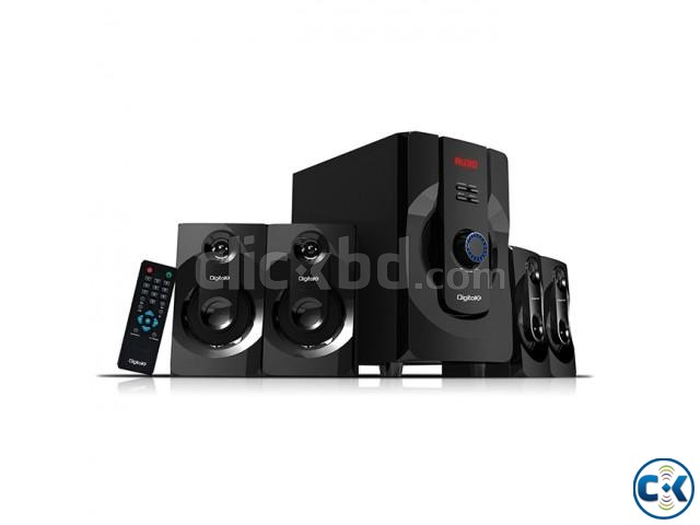 DIGITAL X X-F888BT 4.1CH Surround Sound System Speakers | ClickBD large image 0