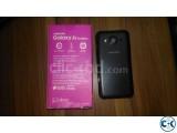 Samsung Galaxy J2 Duos with dual-SIM card slots