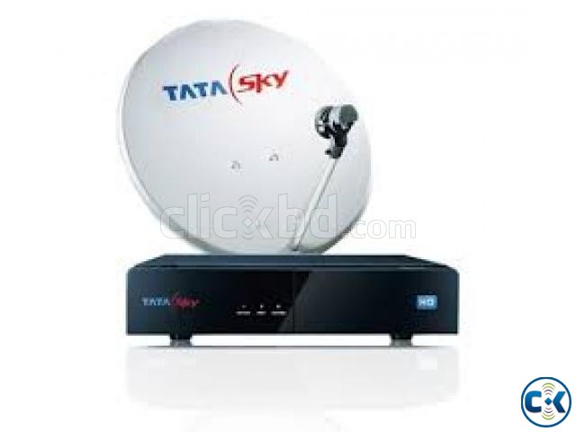 Tata Sky Full HD Setup Recharge | ClickBD large image 0