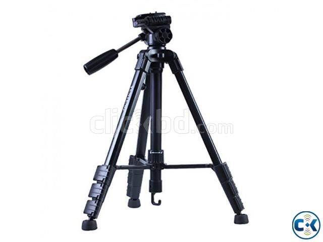 YUNTENG VCT-690 Professional DSLR Camera Tripod | ClickBD large image 0