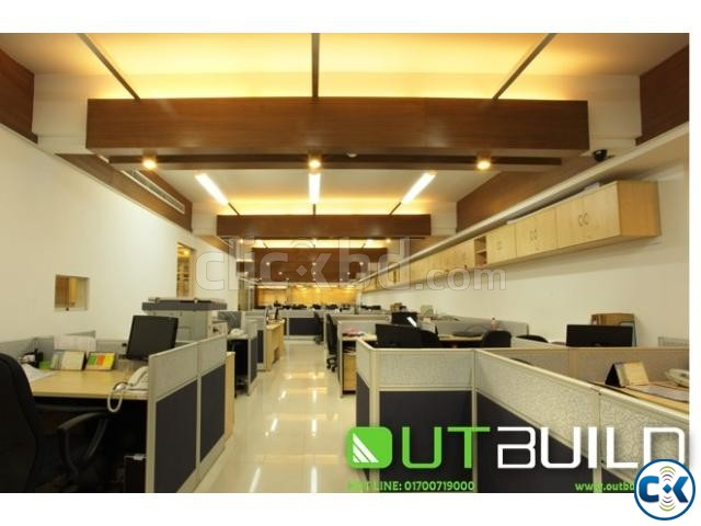 Office Interior Decoration | ClickBD large image 2