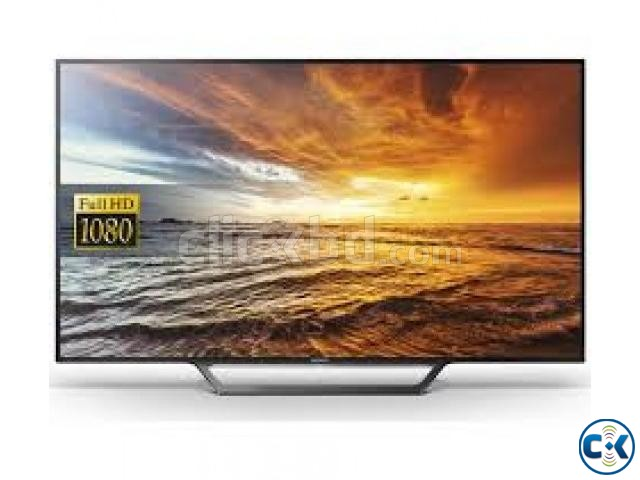 Sony W650D 40 inch 1080p Smart HD LED With WiFi TV | ClickBD large image 0