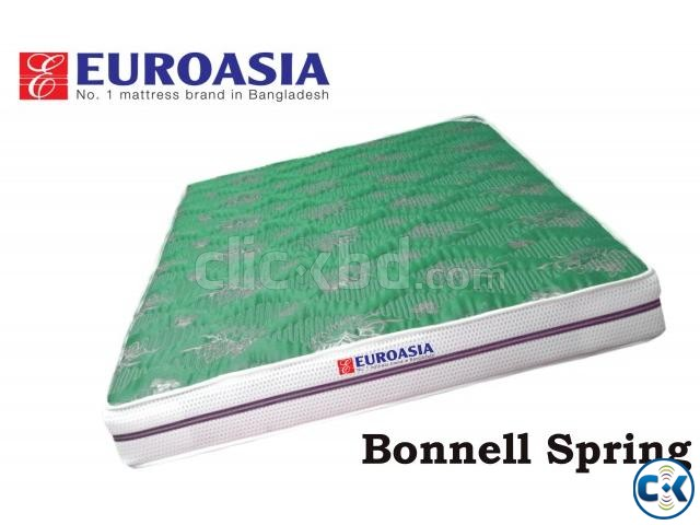 Euro Bonnell Spring Mattress | ClickBD large image 0