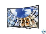 Samsung M6300 Full HD Smart Curved TV - 55