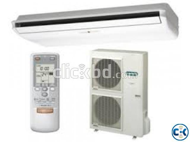AU548AB General Brand Split Ceiling 5 Ton AC in BD | ClickBD large image 1