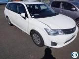 Toyota Fielder X White 2013