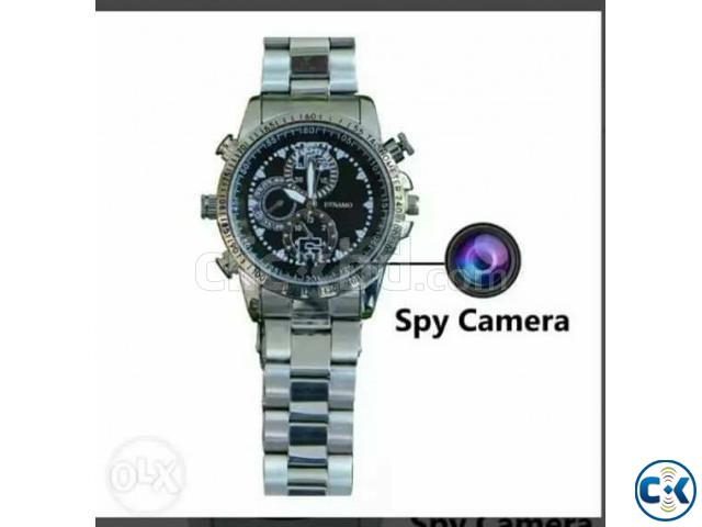 Spy Camera Watch QBHH  | ClickBD large image 0
