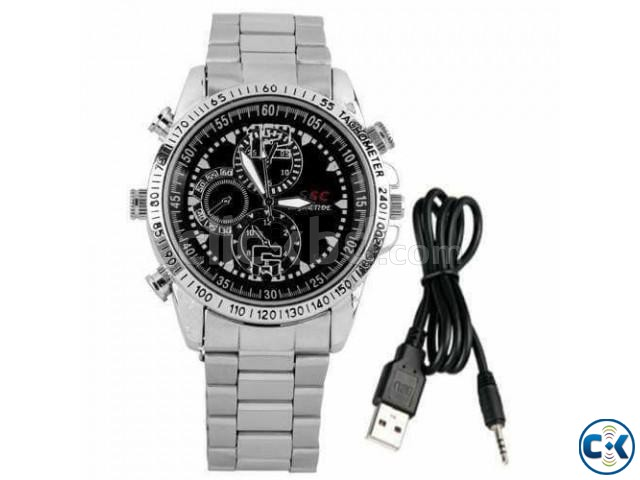 Spy Camera Watch QBHH  | ClickBD large image 1