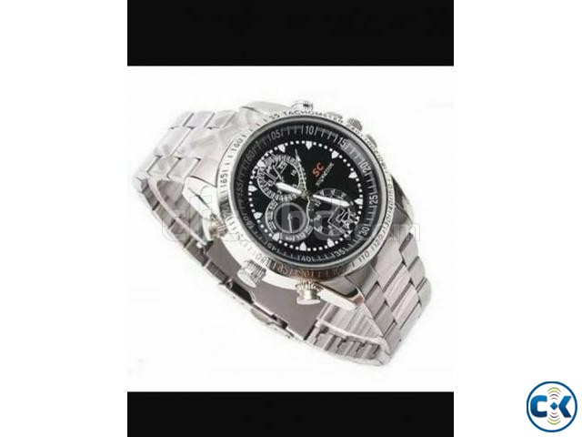 Spy Camera Watch QBHH  | ClickBD large image 3