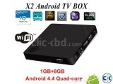 TX2 Quad Core 2GB RAM 16GB ROM 4K Android TV Box