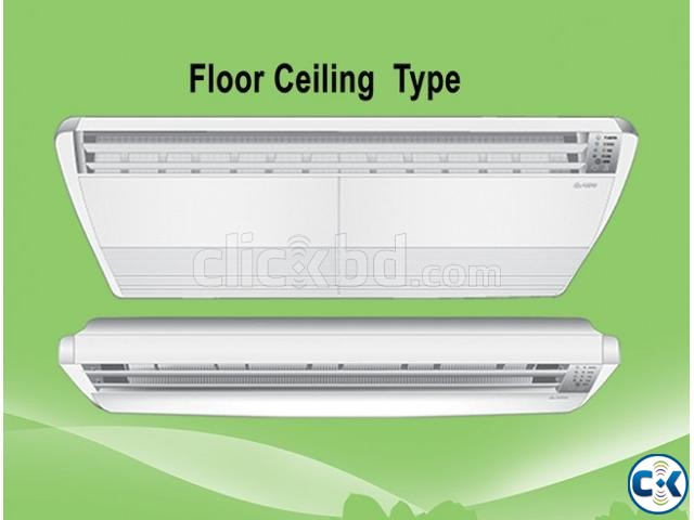 Chigo 5 Ton Cassette ceilling floor stand Type AC | ClickBD large image 2