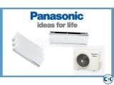 Panasonic 1.5 Ton Split AC ,65% Energy Savings.