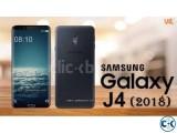 Brand New Samsung Galaxy J4 16GB Sealed Pack 3 Yr Wrrnty