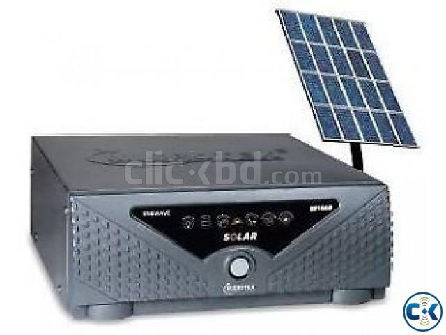 SOLAR INVERTER 500WATTS 12V UNIT | ClickBD large image 0