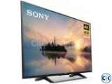Sony Bravia X8000E 55 Inch Lifelike Picture Smart Television