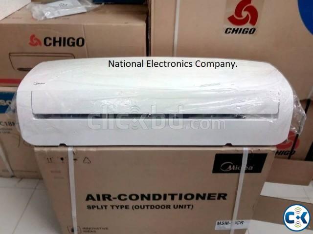 Midea 2.5 Ton AC MS11D-30CR 30000 BTU Split Air Conditioner | ClickBD large image 1