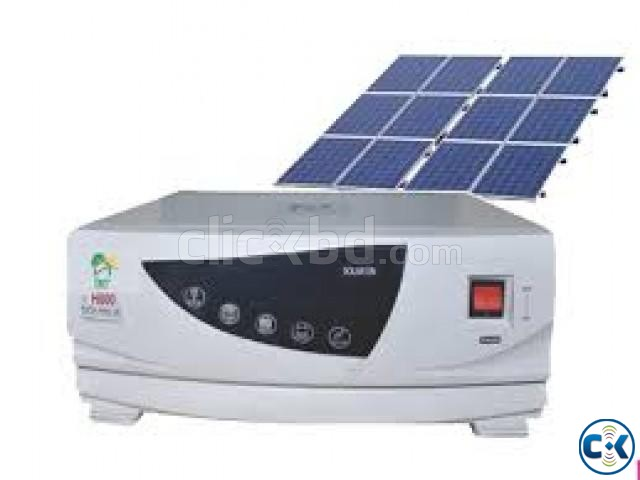 SOLAR INVERTER 600WATTS 12V UNIT | ClickBD large image 0