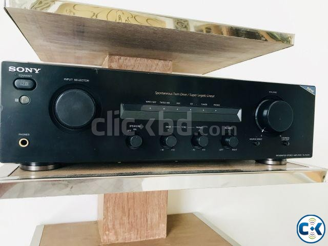 SONY STEREO AMPLIFIER FRESH. | ClickBD large image 4