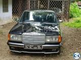 Marcedes Benz W123