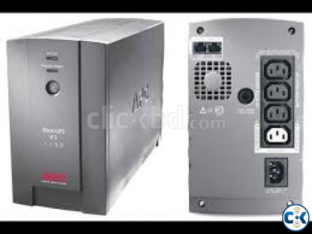 APC Back-UPS RS 1100-VA Refurbished | ClickBD large image 1