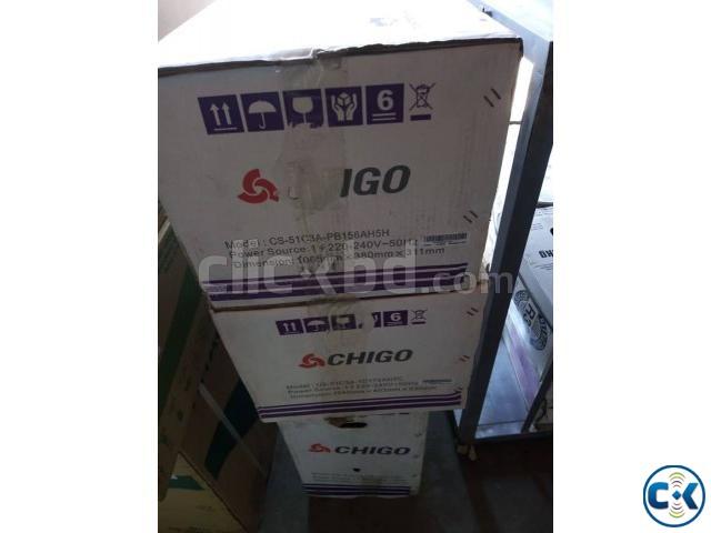 Energy Saving CHIGO 1.5 Ton AC | ClickBD large image 1