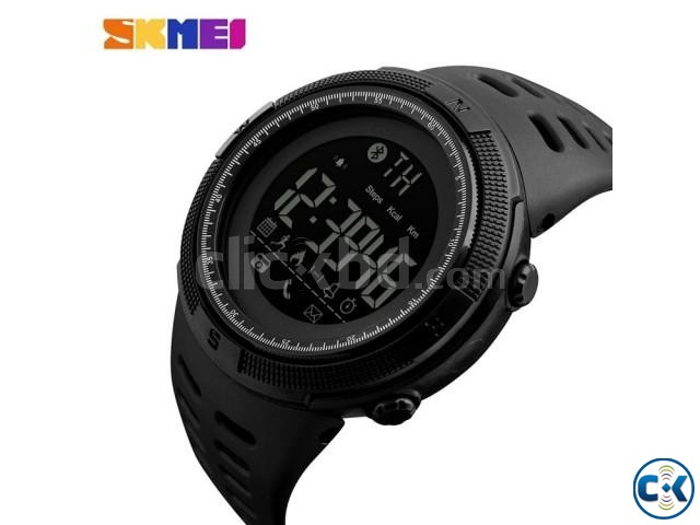 SKMEI 1250 Bluetooth Smart Watch | ClickBD large image 0