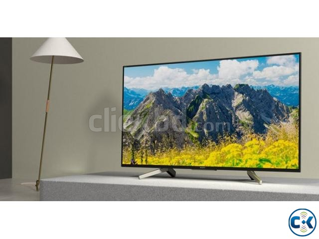 Sony Bravia W660F 43 Inch 1080p Full HD Smart Internet TV | ClickBD large image 2